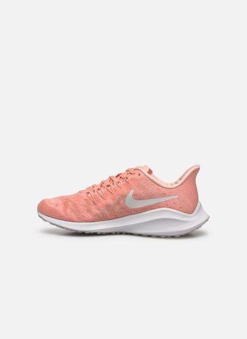 Zapatillas de deporte Nike Wmns Nike Air Zoom Vomero 14 Rosa vista de frente