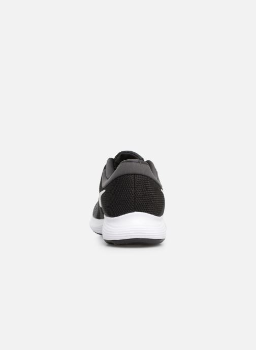 Sport shoes Nike Nike Revolution 4 Eu Black view from the right