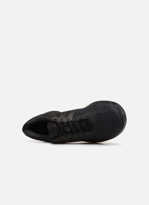 Sportschuhe Nike Nike Revolution 4 Eu schwarz ansicht von links