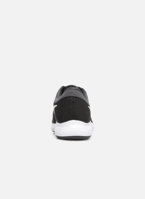 Sport shoes Nike Wmns Nike Revolution 4 Eu Black view from the right