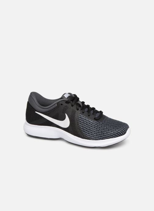 Sport shoes Nike Wmns Nike Revolution 4 Eu Black detailed view/ Pair view