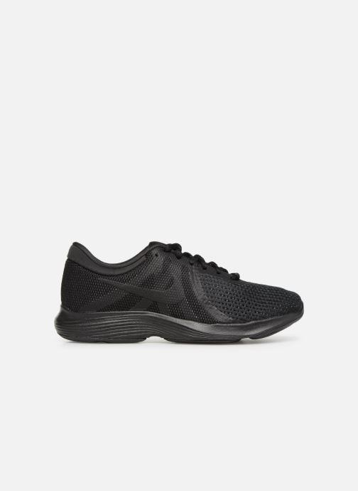 Sport shoes Nike Wmns Nike Revolution 4 Eu Black back view