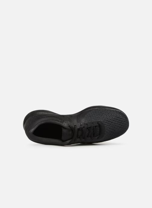 Sport shoes Nike Wmns Nike Revolution 4 Eu Black view from the left