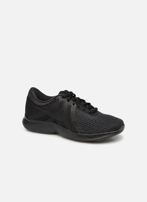 Chaussures de sport Nike Wmns Nike Revolution 4 Eu Noir vue détail/paire