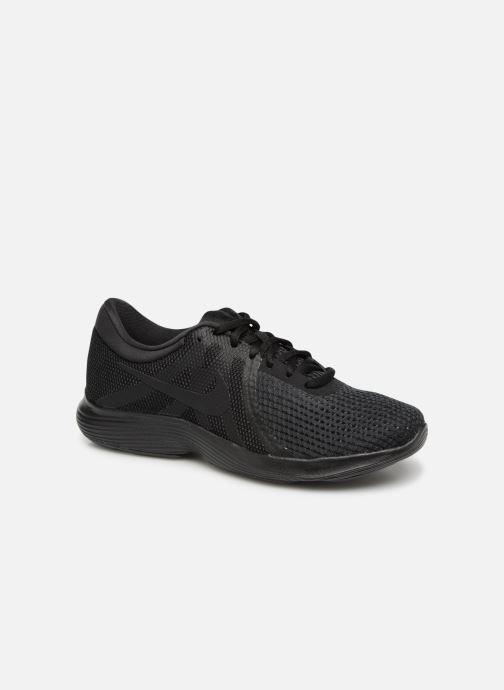 Sport shoes Nike Wmns Nike Revolution 4 Eu Black detailed view/ Pair view