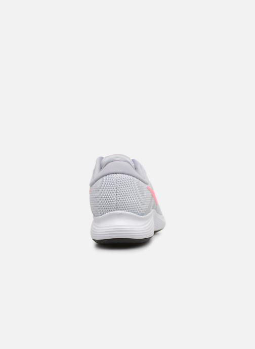 Chaussures de sport Nike Wmns Nike Revolution 4 Eu Gris vue droite