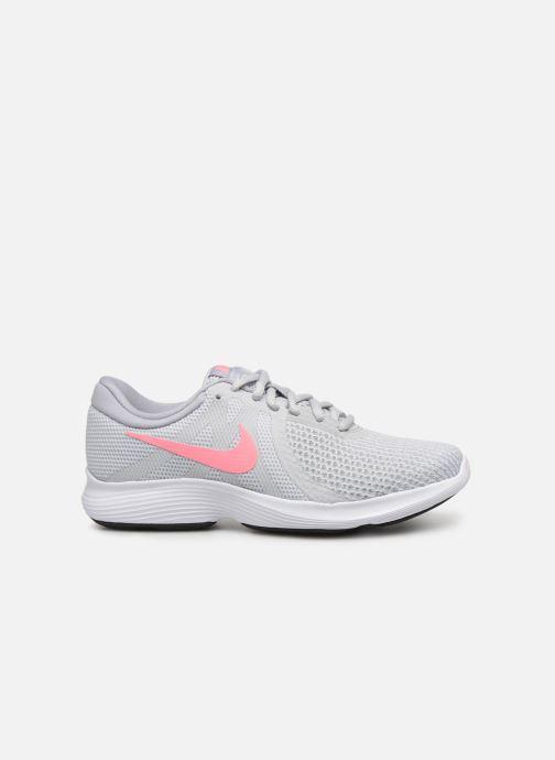 Sport shoes Nike Wmns Nike Revolution 4 Eu Grey back view