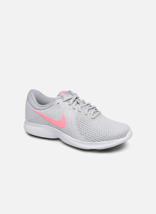 Chaussures de sport Nike Wmns Nike Revolution 4 Eu Gris vue détail/paire