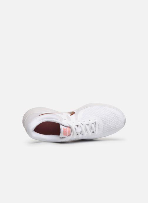 Zapatillas de deporte Nike Wmns Nike Revolution 4 Eu Blanco vista lateral izquierda