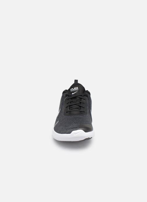 Chaussures de sport Nike Nike Flex Experience Rn 8 Noir vue portées chaussures