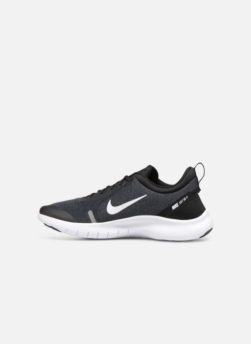 Sportschuhe Nike Nike Flex Experience Rn 8 schwarz ansicht von vorne