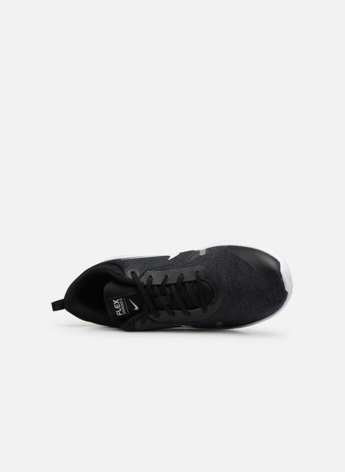 Sport shoes Nike Nike Flex Experience Rn 8 Black view from the left