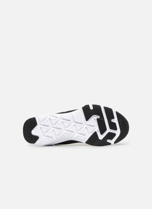 Sport shoes Nike Nike Flex Control Tr3 Black view from above