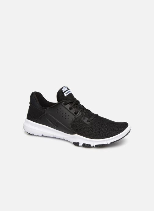 Chaussures de sport Nike Nike Flex Control Tr3 Noir vue détail/paire