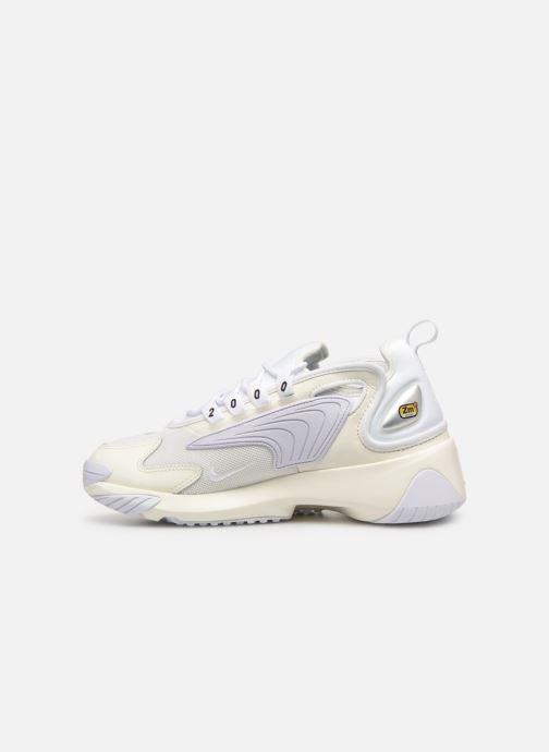 Sneakers Nike Wmns Nike Zoom 2K Bianco immagine frontale