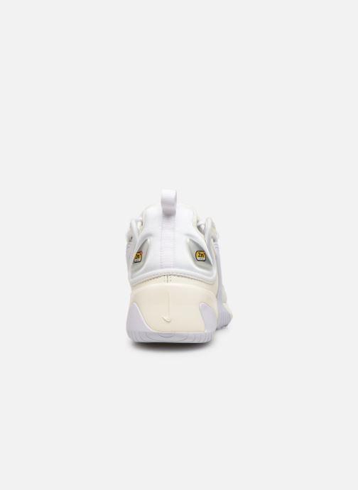 Deportivas Nike Wmns Nike Zoom 2K Blanco vista lateral derecha