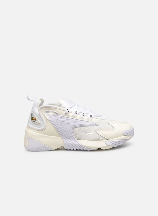 Sneakers Nike Wmns Nike Zoom 2K Bianco immagine posteriore