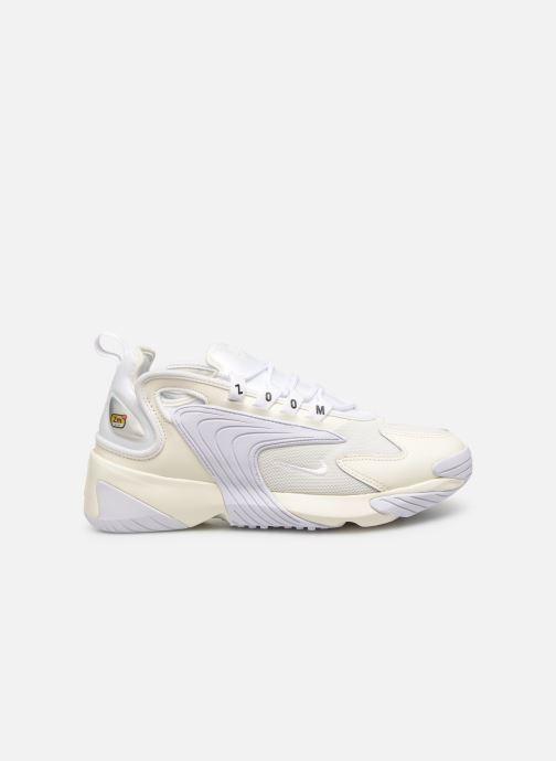 Deportivas Nike Wmns Nike Zoom 2K Blanco vistra trasera