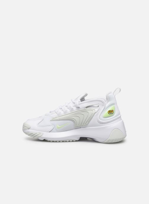 Sneaker Nike Wmns Nike Zoom 2K weiß ansicht von vorne