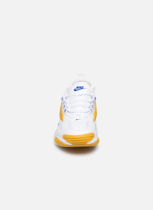 Baskets Nike Wmns Nike Zoom 2K Blanc vue portées chaussures