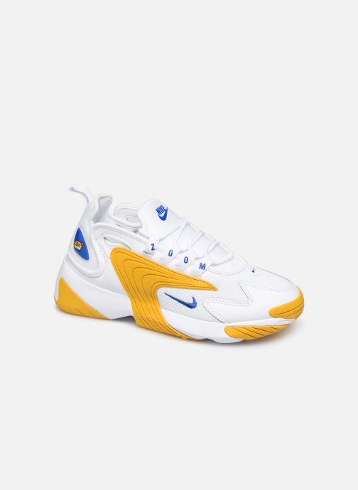 Baskets Nike Wmns Nike Zoom 2K Blanc vue détail/paire