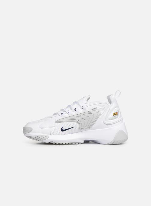 Sneakers Nike Wmns Nike Zoom 2K Wit voorkant