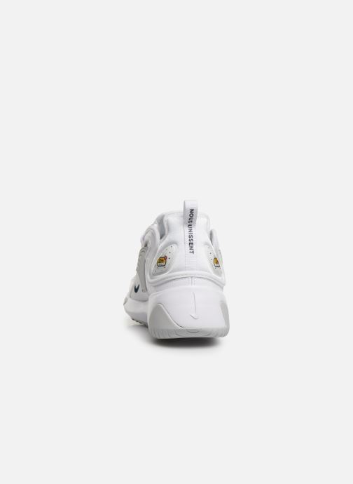 Sneakers Nike Wmns Nike Zoom 2K Wit rechts