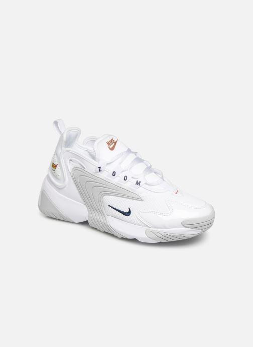 Sneakers Nike Wmns Nike Zoom 2K Hvid detaljeret billede af skoene