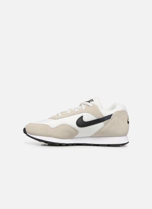 Deportivas Nike W Nike Outburst Blanco vista de frente