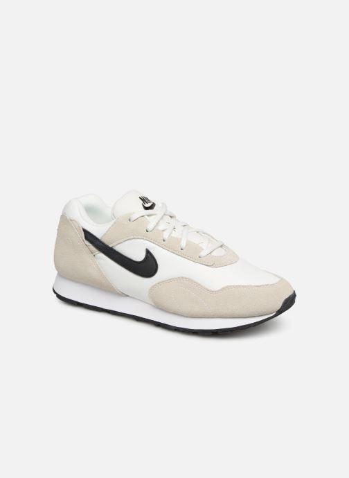 reputable site d8b69 fe59e Baskets Nike W Nike Outburst Blanc vue détail paire