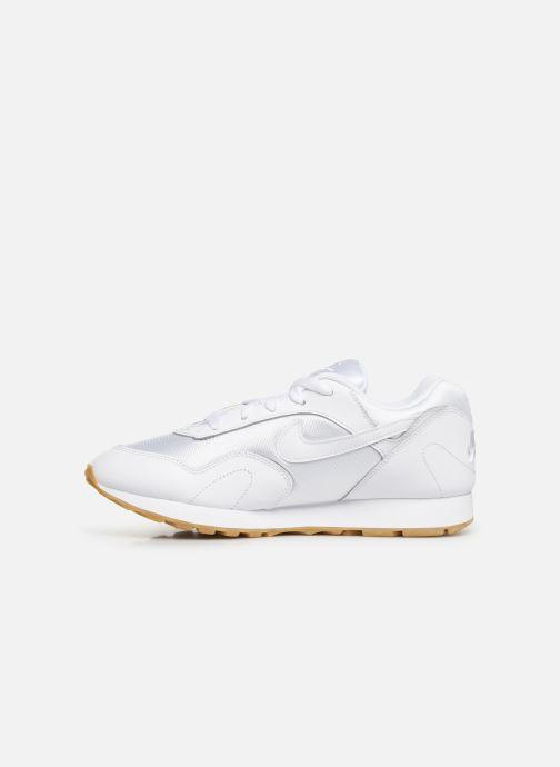 Sneaker Nike W Nike Outburst weiß ansicht von vorne