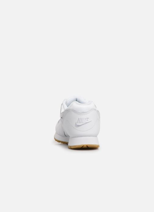 Trainers Nike W Nike Outburst White view from the right