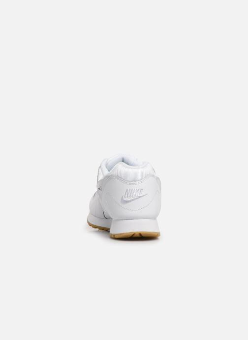 Deportivas Nike W Nike Outburst Blanco vista lateral derecha