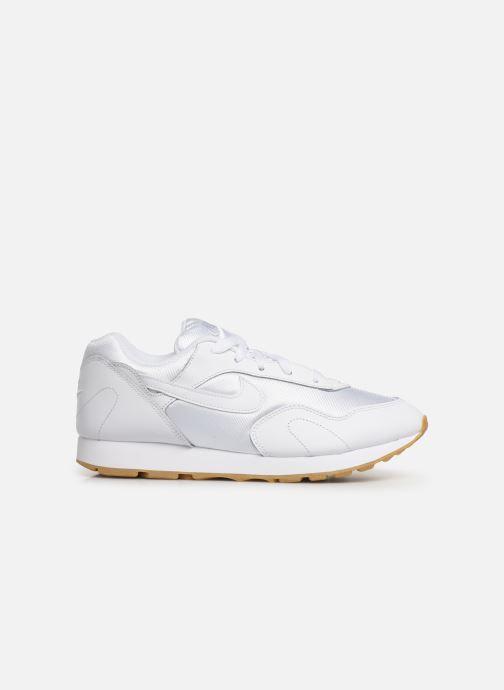Deportivas Nike W Nike Outburst Blanco vistra trasera