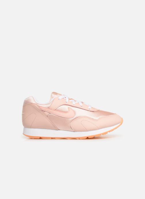 Deportivas Nike W Nike Outburst Rosa vistra trasera