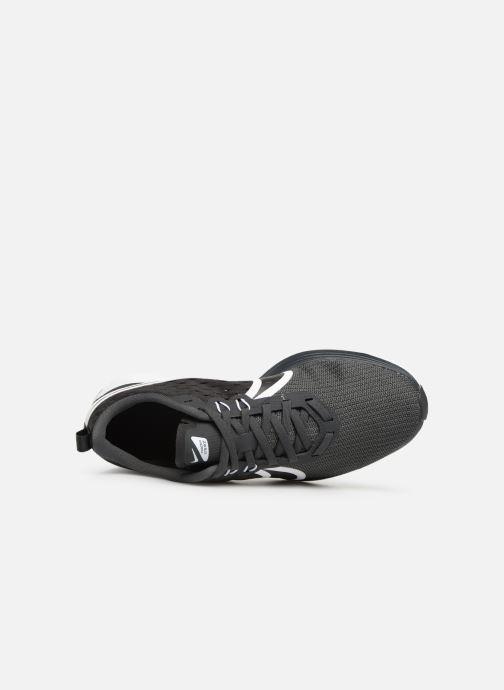 Zapatillas de deporte Nike Wmns Nike Zoom Strike 2 Negro vista lateral izquierda