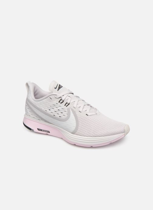 19c344d1eea Sportssko Nike Wmns Nike Zoom Strike 2 Hvid detaljeret billede af skoene