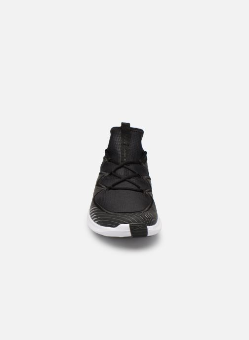 Scarpe sportive Nike Wmns Nike Free Tr Ultra Nero modello indossato
