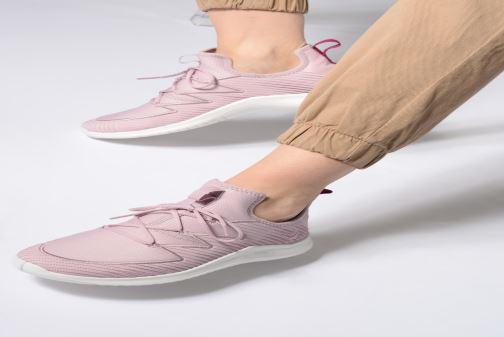 Zapatillas de deporte Nike Wmns Nike Free Tr Ultra Rosa vista de abajo