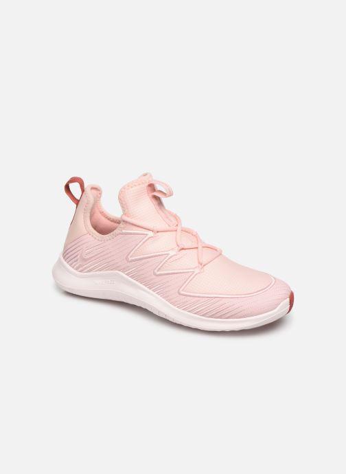 Zapatillas de deporte Nike Wmns Nike Free Tr Ultra Rosa vista de detalle / par