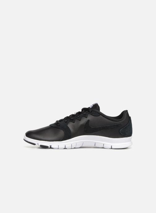 Zapatillas de deporte Nike Wmns Nike Flex Essential Tr Lt Negro vista de frente