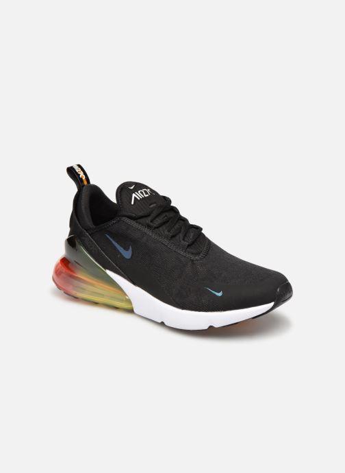best sneakers 5bcd1 4f53e Baskets Nike Air Max 270 Se Noir vue détail paire
