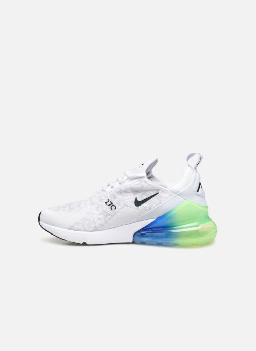 Baskets Nike Air Max 270 Se Blanc vue face
