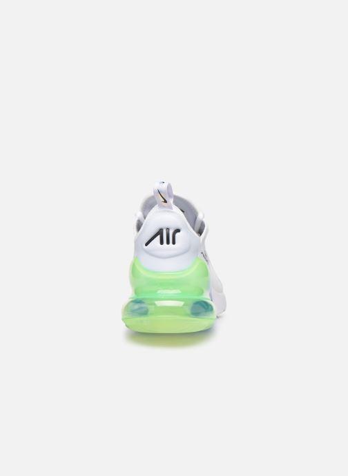 Sneaker Nike Air Max 270 Se weiß ansicht von rechts