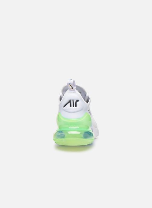 Baskets Nike Air Max 270 Se Blanc vue droite