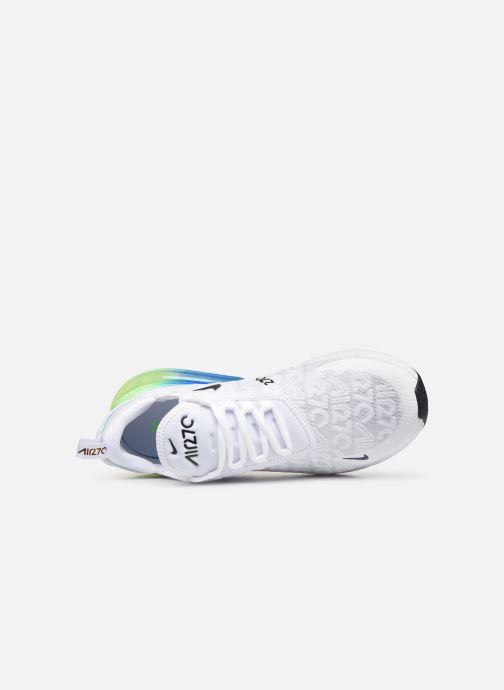Sneaker Nike Air Max 270 Se weiß ansicht von links