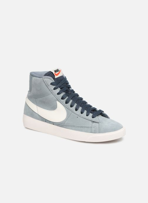 info for 13852 cc3d8 Sneakers Nike W Blazer Mid Vintage Suede Grå detaljerad bild på paret