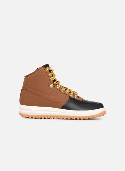 Trainers Nike Lunar Force 1 Duckboot '18 Brown back view