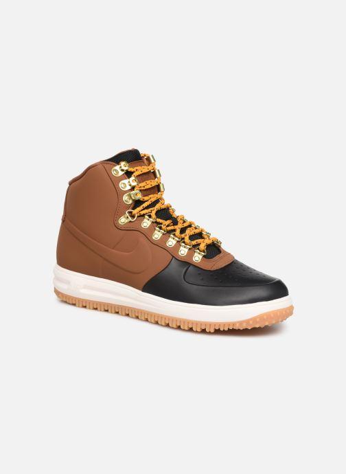 Sneaker Nike Lunar Force 1 Duckboot '18 braun detaillierte ansicht/modell