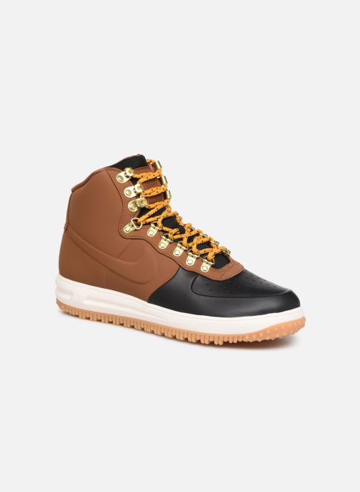 Baskets Nike Lunar Force 1 Duckboot '18 Marron vue détail/paire
